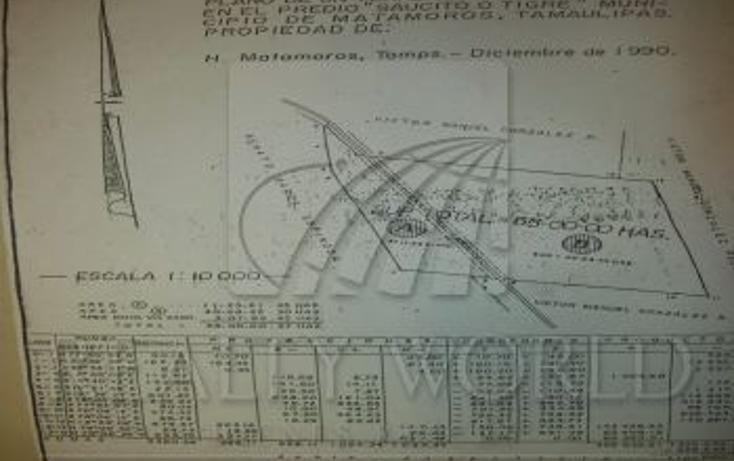Foto de terreno habitacional en venta en, aeropuerto, matamoros, tamaulipas, 1789131 no 02