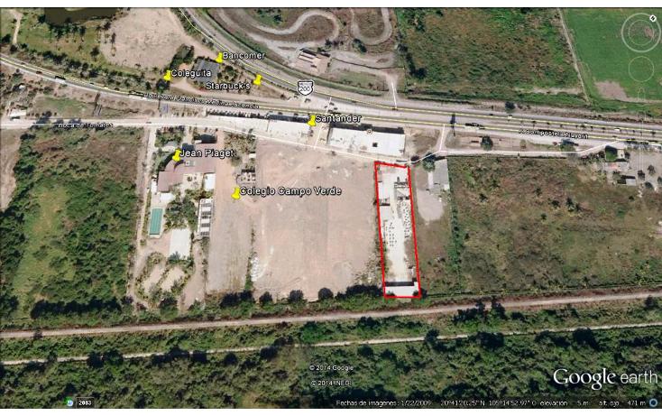 Foto de terreno industrial en venta en  , aeropuerto, puerto vallarta, jalisco, 1351855 No. 01