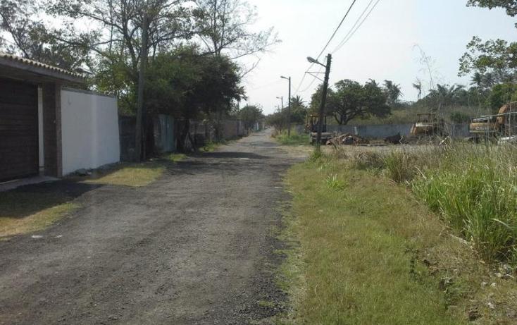 Foto de terreno habitacional en venta en  , aeropuerto, veracruz, veracruz de ignacio de la llave, 609284 No. 03
