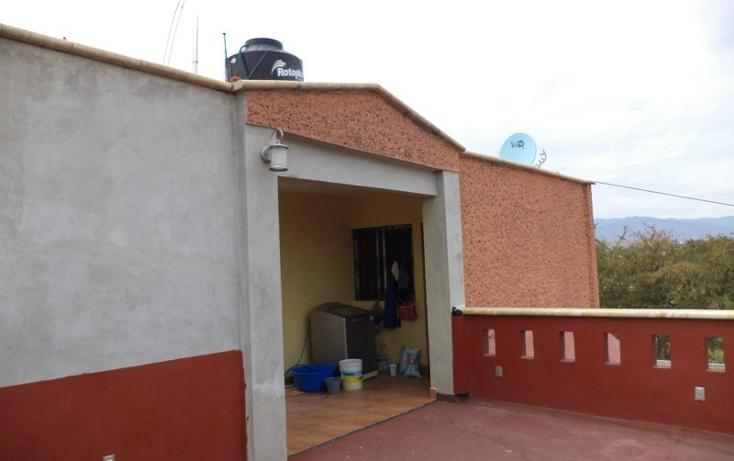 Foto de casa en venta en  , agencia esquipulas xoxo, santa cruz xoxocotlán, oaxaca, 1599861 No. 23