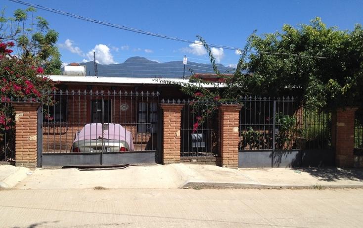 Foto de casa en venta en  , agencia municipal montoya, oaxaca de ju?rez, oaxaca, 449413 No. 01