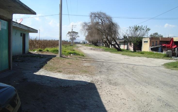 Foto de terreno habitacional en venta en  , agrícola álvaro obregón, metepec, méxico, 1571740 No. 11