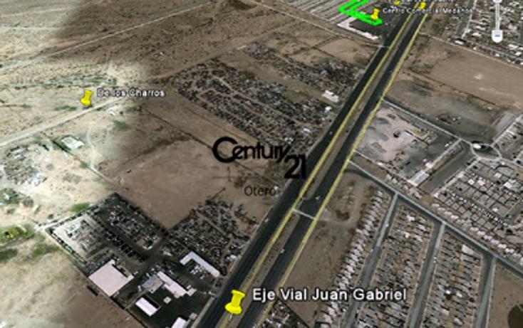 Foto de terreno comercial en venta en  , agrícola emiliano zapata, juárez, chihuahua, 1180513 No. 01