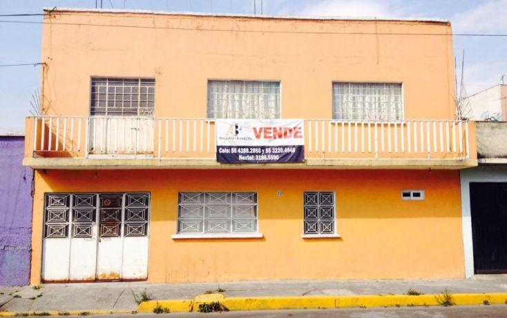 Foto de casa en venta en, agrícola oriental, iztacalco, df, 1089653 no 01