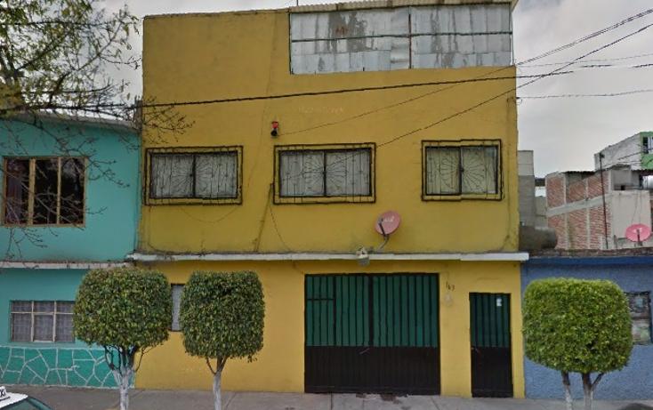 Foto de casa en venta en  , agr?cola oriental, iztacalco, distrito federal, 1308053 No. 01
