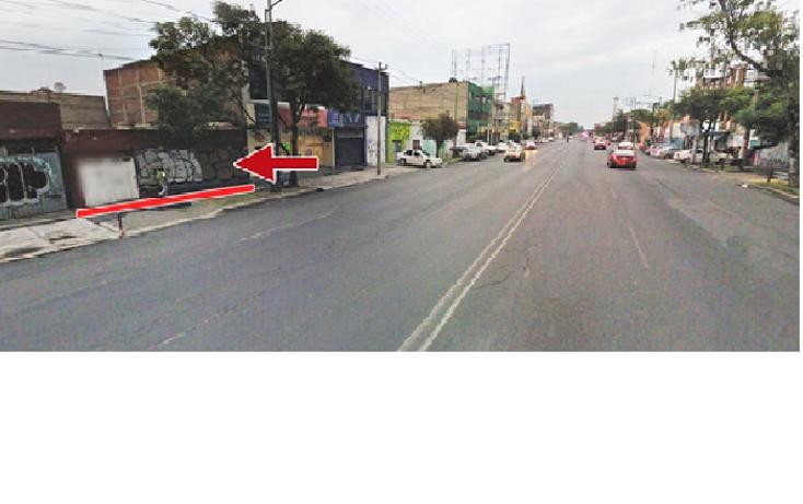 Foto de terreno habitacional en venta en  , agr?cola oriental, iztacalco, distrito federal, 1779754 No. 02