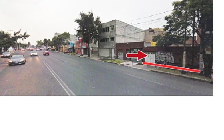 Foto de terreno habitacional en venta en  , agr?cola oriental, iztacalco, distrito federal, 1779754 No. 03