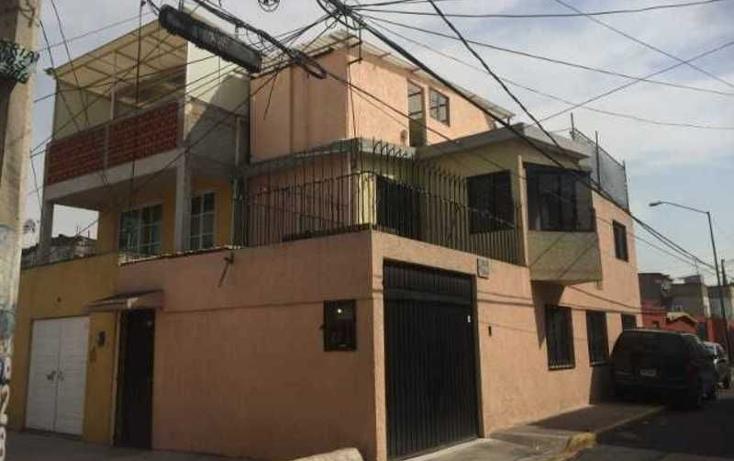 Foto de casa en venta en  , agrícola oriental, iztacalco, distrito federal, 2588286 No. 01