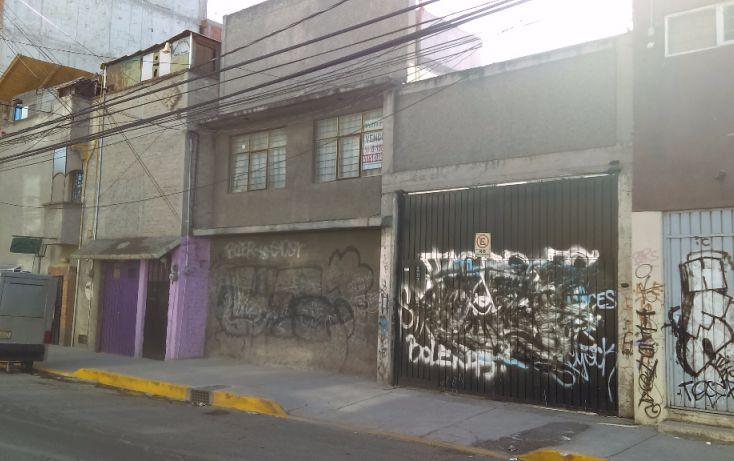 Foto de edificio en venta en, agrícola pantitlan, iztacalco, df, 1817616 no 01