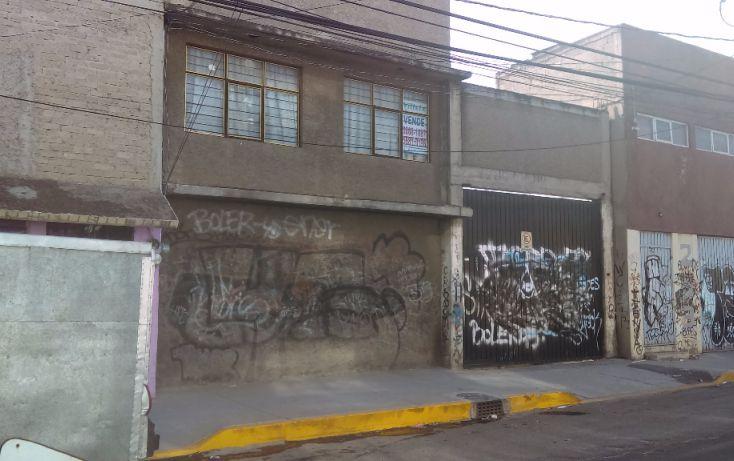 Foto de edificio en venta en, agrícola pantitlan, iztacalco, df, 1817616 no 02