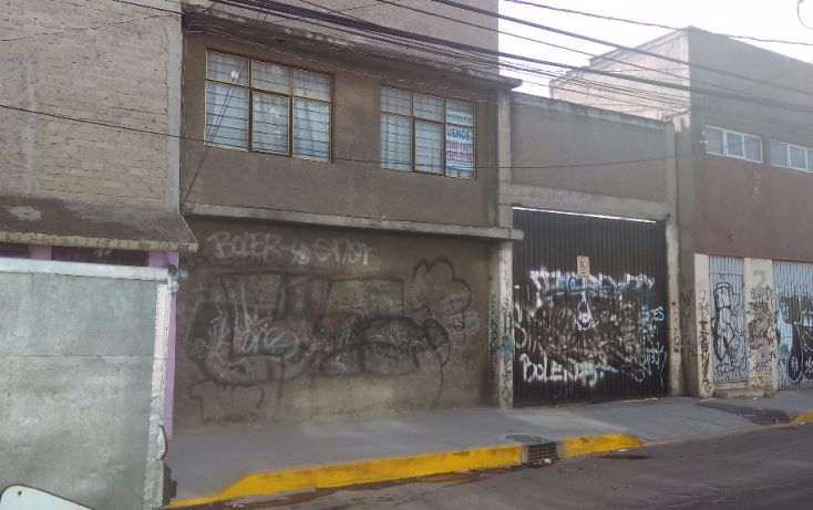 Foto de edificio en venta en, agrícola pantitlan, iztacalco, df, 1817616 no 14