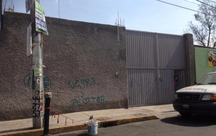 Foto de nave industrial en renta en  , agrícola pantitlan, iztacalco, distrito federal, 1712966 No. 01
