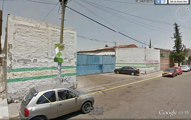 Foto de terreno habitacional en venta en  , agrícola pantitlan, iztacalco, distrito federal, 1757510 No. 01