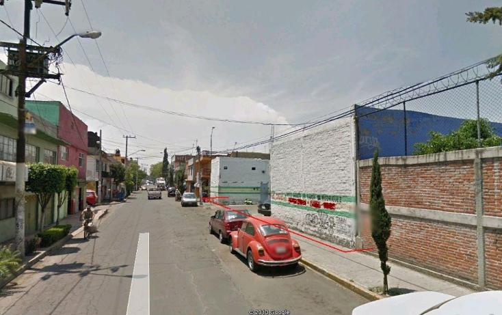Foto de terreno habitacional en venta en  , agrícola pantitlan, iztacalco, distrito federal, 1757510 No. 03