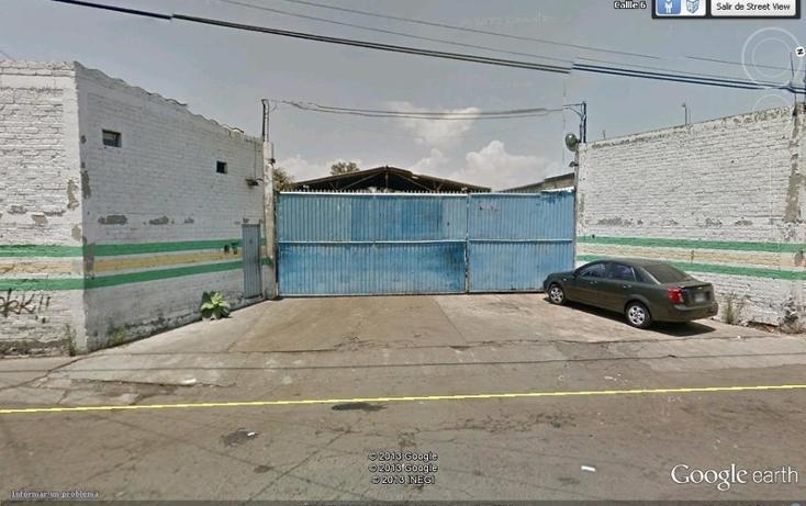 Foto de terreno habitacional en venta en  , agrícola pantitlan, iztacalco, distrito federal, 1835320 No. 02