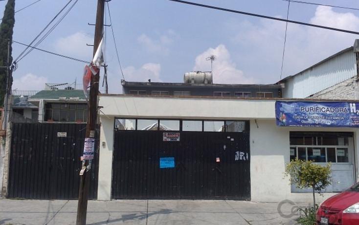 Foto de casa en venta en  , agr?cola pantitlan, iztacalco, distrito federal, 1854322 No. 01