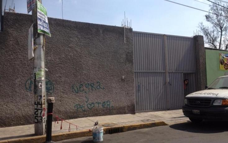 Foto de nave industrial en renta en  , agr?cola pantitlan, iztacalco, distrito federal, 1859390 No. 01