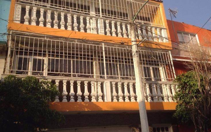 Foto de casa en venta en  , agr?cola pantitlan, iztacalco, distrito federal, 1860402 No. 01