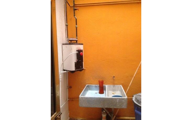 Foto de casa en venta en  , agr?cola pantitlan, iztacalco, distrito federal, 1860402 No. 09