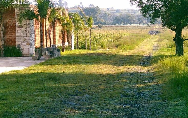Foto de terreno habitacional en venta en  , agrícola resurgimiento, puebla, puebla, 563522 No. 01