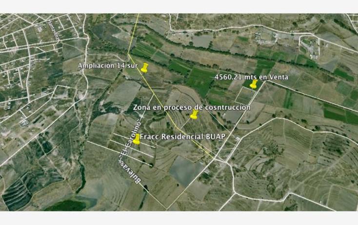 Foto de terreno habitacional en venta en  , agrícola resurgimiento, puebla, puebla, 563522 No. 08