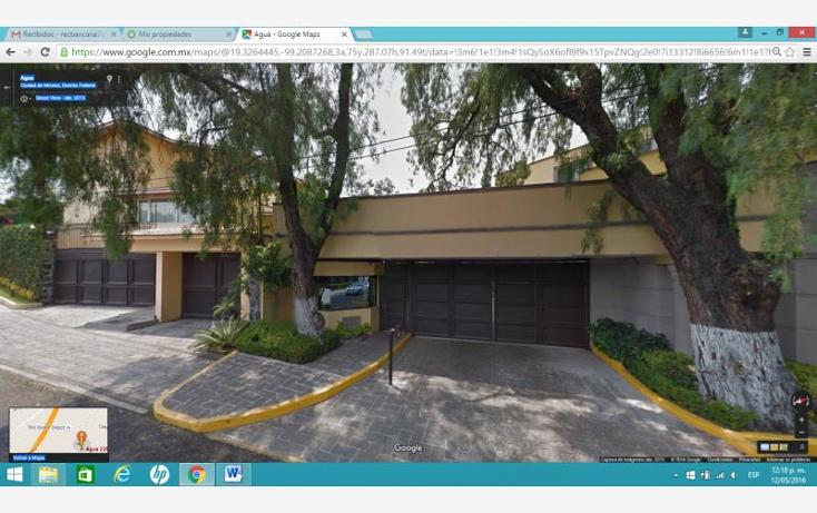 Foto de casa en venta en agua. 0, jardines del pedregal, ?lvaro obreg?n, distrito federal, 1899978 No. 01