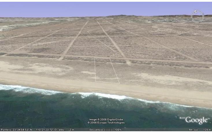 Foto de terreno habitacional en venta en  , agua blanca, la paz, baja california sur, 1257887 No. 07