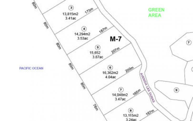 Foto de terreno habitacional en venta en, agua blanca, la paz, baja california sur, 1294449 no 03