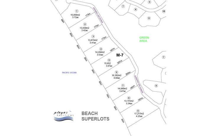 Foto de terreno habitacional en venta en  , agua blanca, la paz, baja california sur, 1294449 No. 03