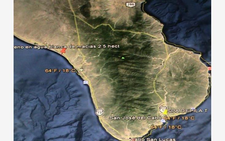 Foto de terreno habitacional en venta en  , agua blanca, la paz, baja california sur, 1359733 No. 02