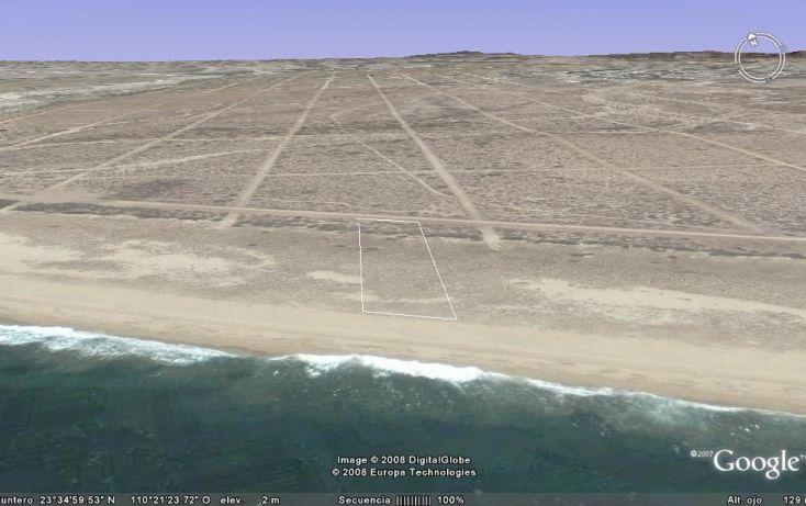 Foto de terreno habitacional en venta en agua blanca lot 16, la esperanza, la paz, baja california sur, 1769330 no 07