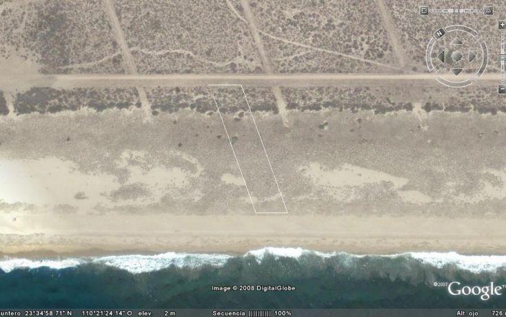 Foto de terreno habitacional en venta en agua blanca lot 16, la esperanza, la paz, baja california sur, 1769330 no 08