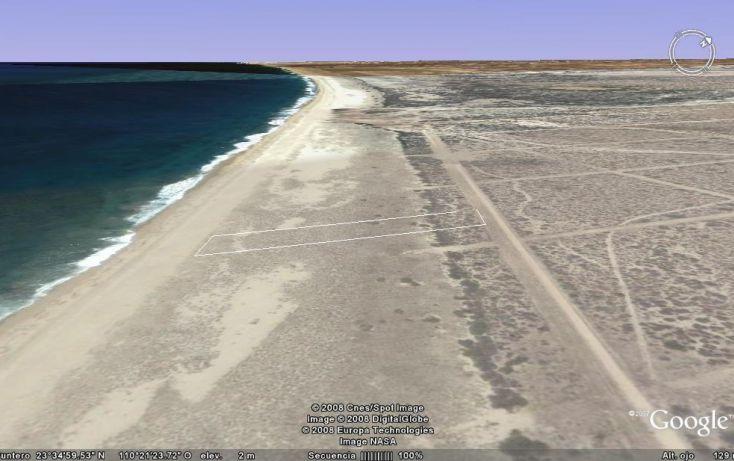 Foto de terreno habitacional en venta en agua blanca lot 16, la esperanza, la paz, baja california sur, 1769330 no 09