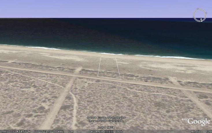 Foto de terreno habitacional en venta en agua blanca lot 16, la esperanza, la paz, baja california sur, 1769330 no 10
