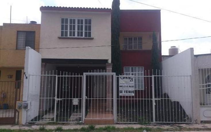 Foto de casa en venta en  , agua clara, morelia, michoacán de ocampo, 1864730 No. 01