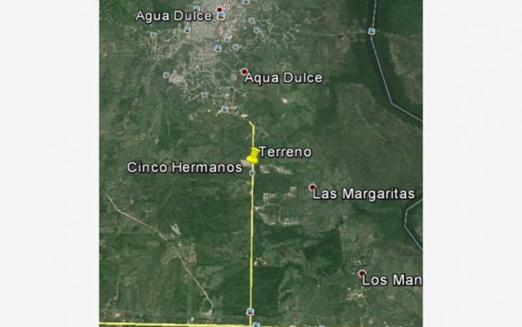 Foto de terreno comercial en venta en, agua dulce centro, agua dulce, veracruz, 908101 no 02