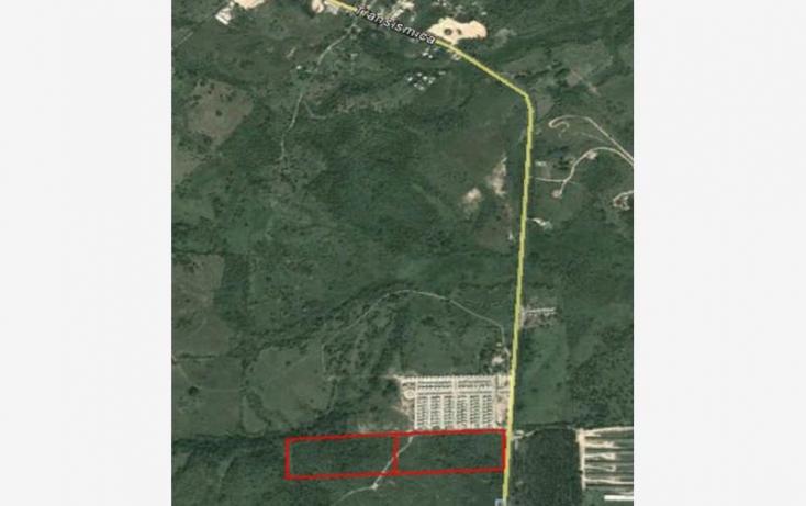 Foto de terreno comercial en venta en, agua dulce centro, agua dulce, veracruz, 908101 no 03