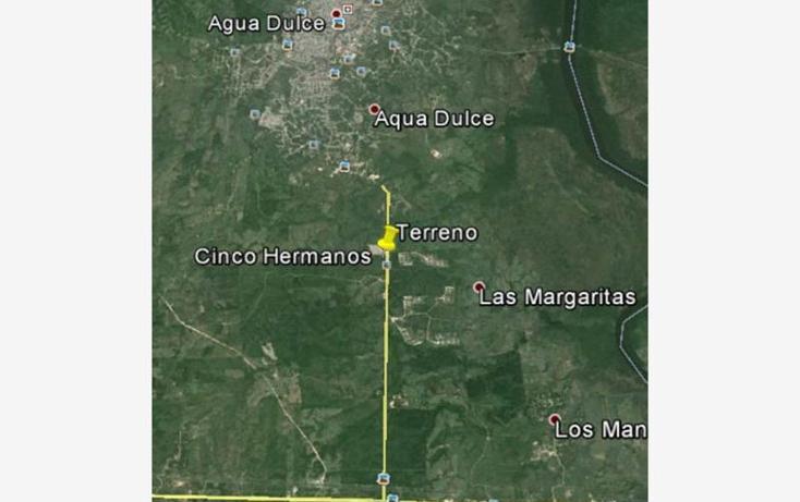 Foto de terreno comercial en venta en  , agua dulce centro, agua dulce, veracruz de ignacio de la llave, 2658642 No. 02