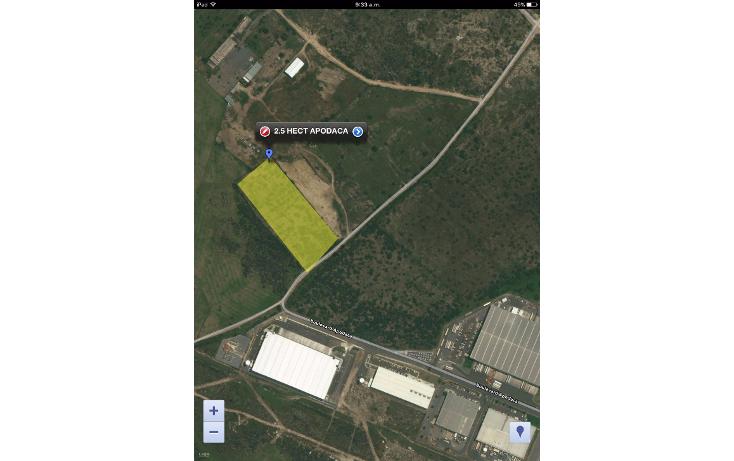 Foto de terreno comercial en venta en  , agua fr?a, apodaca, nuevo le?n, 1757800 No. 02
