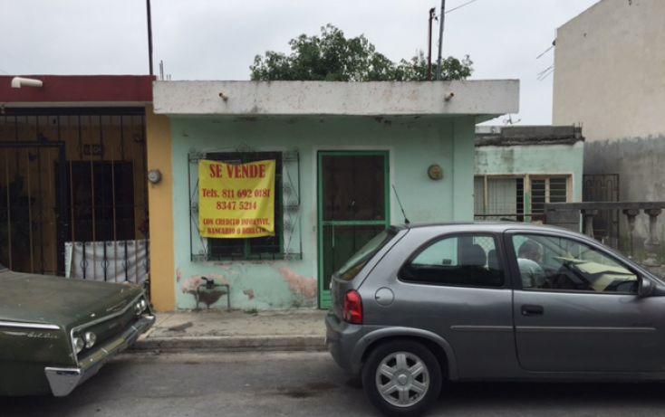 Foto de casa en venta en, agua nueva, guadalupe, nuevo león, 1933744 no 01