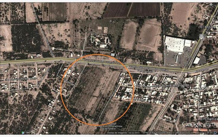 Foto de terreno comercial en venta en  , agua nueva, san pedro, coahuila de zaragoza, 596835 No. 01