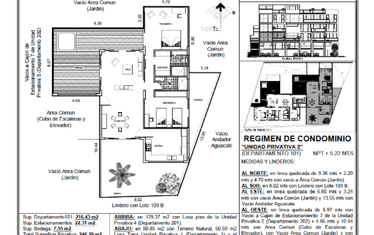 Foto de departamento en venta en aguacate, altavista, puerto vallarta, jalisco, 1525676 no 05