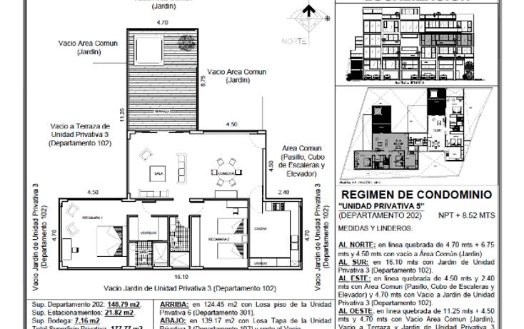Foto de departamento en venta en aguacate, altavista, puerto vallarta, jalisco, 1525686 no 05