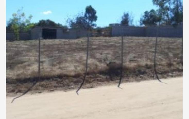 Foto de terreno habitacional en venta en  , aguajito, ensenada, baja california, 882447 No. 01