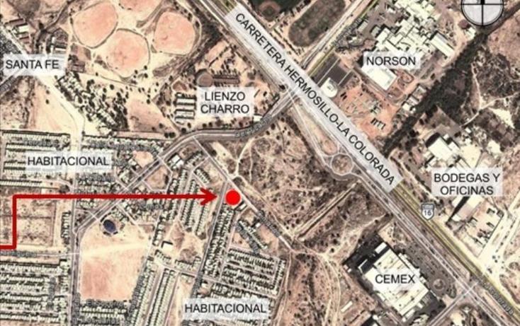 Foto de terreno comercial en venta en  , agualurca, hermosillo, sonora, 1533858 No. 02