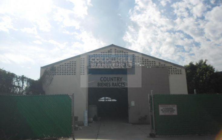 Foto de nave industrial en renta en, aguaruto centro, culiacán, sinaloa, 1840798 no 01