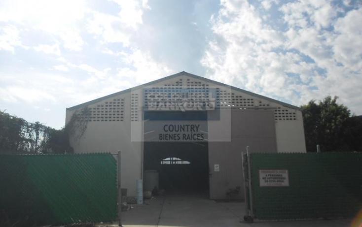 Foto de nave industrial en renta en  , aguaruto centro, culiacán, sinaloa, 1840798 No. 01