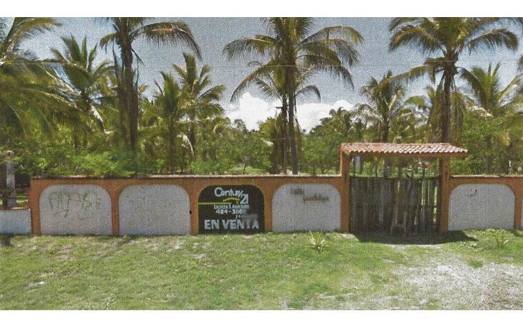 Foto de terreno habitacional en venta en  , aguas blancas, coyuca de benítez, guerrero, 1700248 No. 03