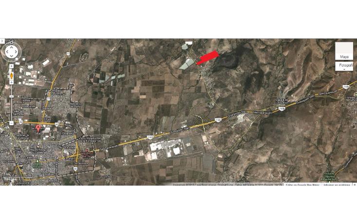 Foto de terreno habitacional en venta en  , aguas buenas, silao, guanajuato, 1050099 No. 03