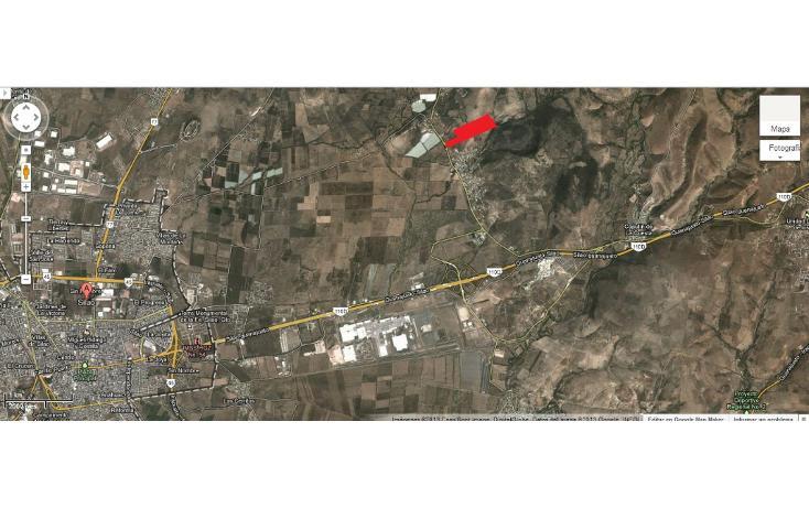 Foto de terreno industrial en venta en  , aguas buenas, silao, guanajuato, 1190087 No. 03